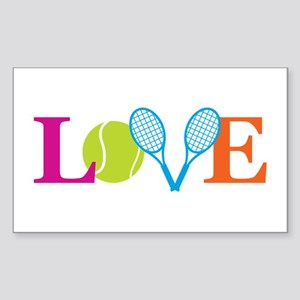 """Love"" Sticker (Rectangle)"